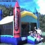 Crayon Inflatable