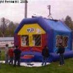 NASA inflatable