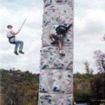 rock climbing wall rentals in Little Rock