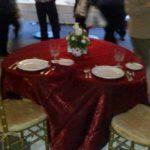 table top striking yet simple