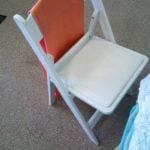 white garden chair 1